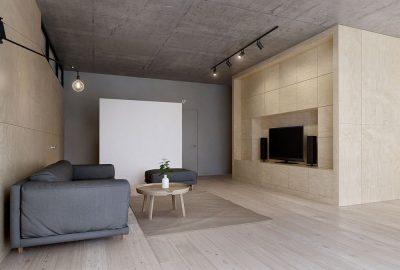 moderný byt