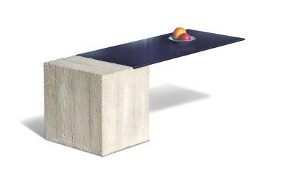 betónový nábytok
