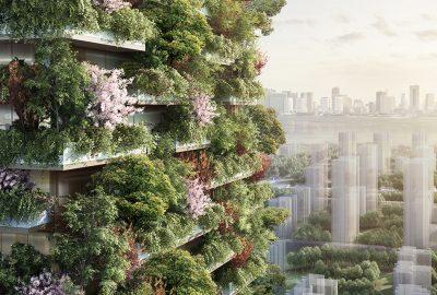 Vertikálny les