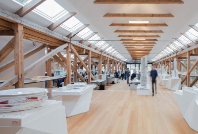 Architekti ukázali svoje kancelárie
