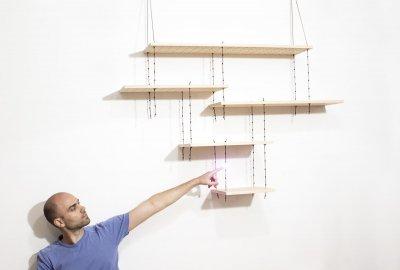 poličky pendulumshelf